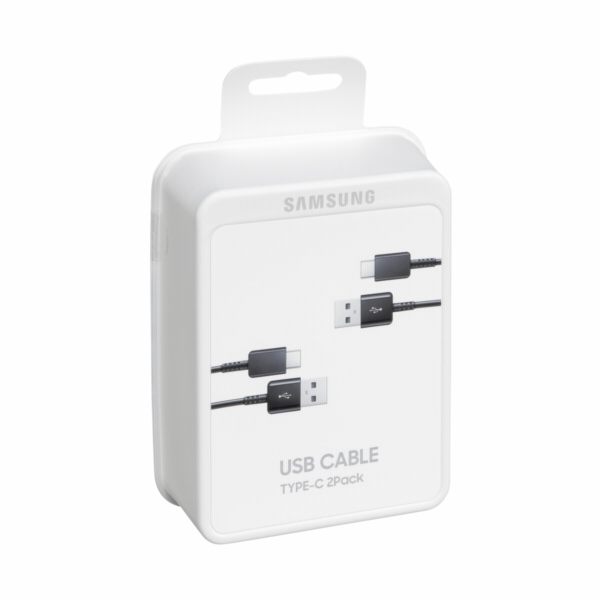 1x2 Samsung USB-C to USB-A black