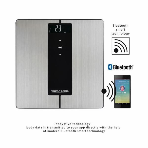 PC PW 3008 BT Diagn. váha s Bluetooth
