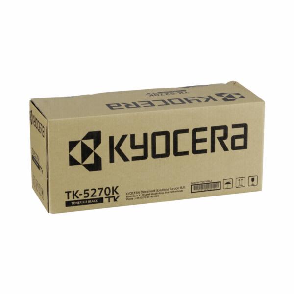 Kyocera toner TK-5270 K cerna