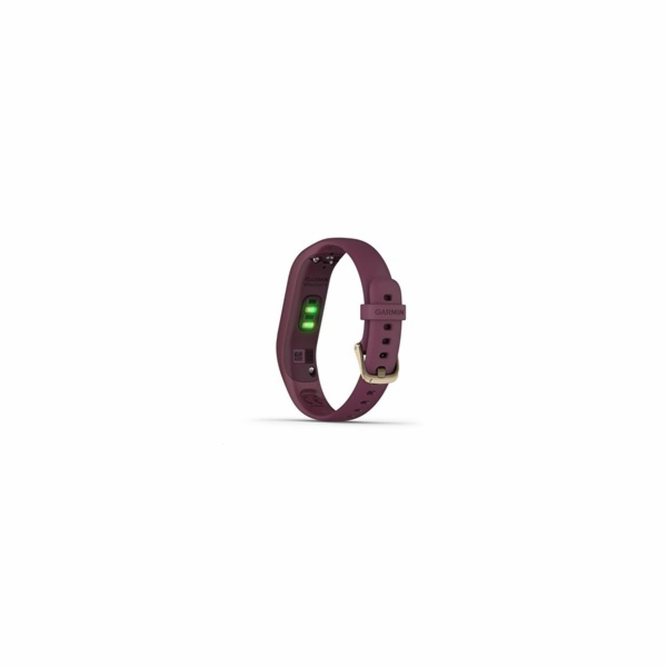 Garmin monitorovací náramek a hodinky vivoSport Optic Fuchsia (velikost S/M)