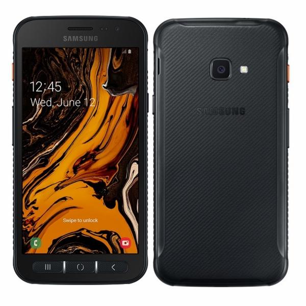 Samsung G398 Galaxy Xcover 4s Black