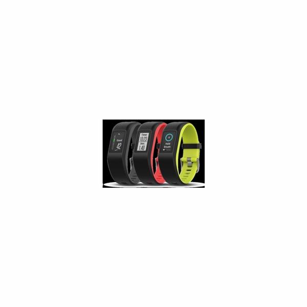 Garmin monitorovací náramek a hodinky vivoSport Optic Slate (velikost L)