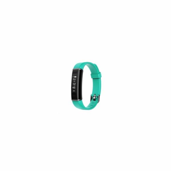 """UMAX U-Band 120HR Green - 0.87"""" Displej, USB port na modulu, BT, Baterie 45mAh"""