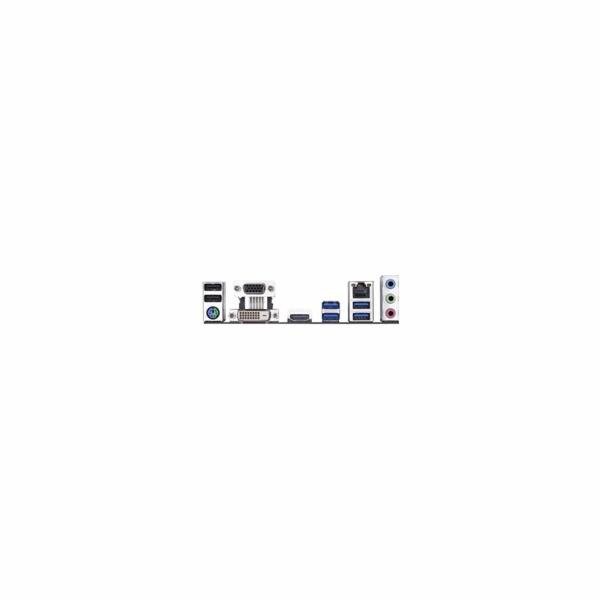 GIGABYTE MB Sc LGA1151 B365M DS3H, Intel B365, 4xDDR4, VGA, mATX
