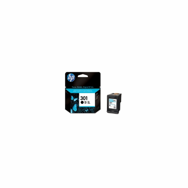 HP 301 Black Ink Cart, 3 ml, CH561EE