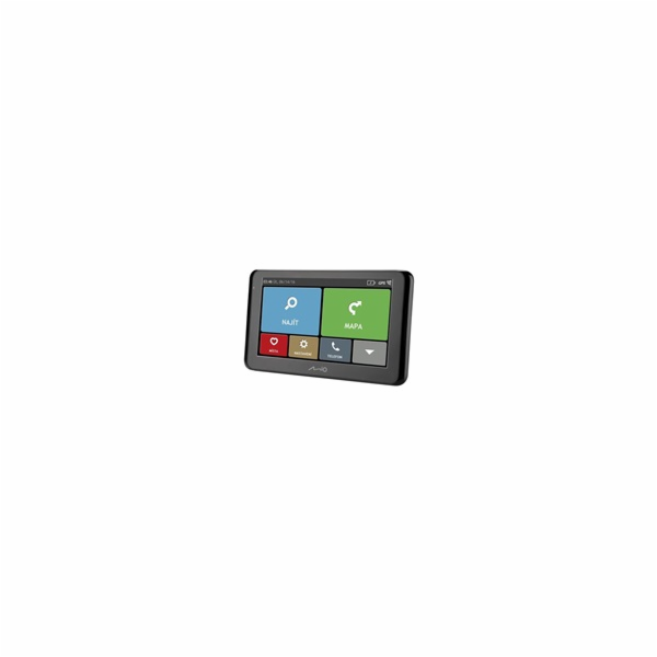 MIO Spirit 8670 Full Europe + Lifetime map voucher, RDS-TMC, Bluetooth