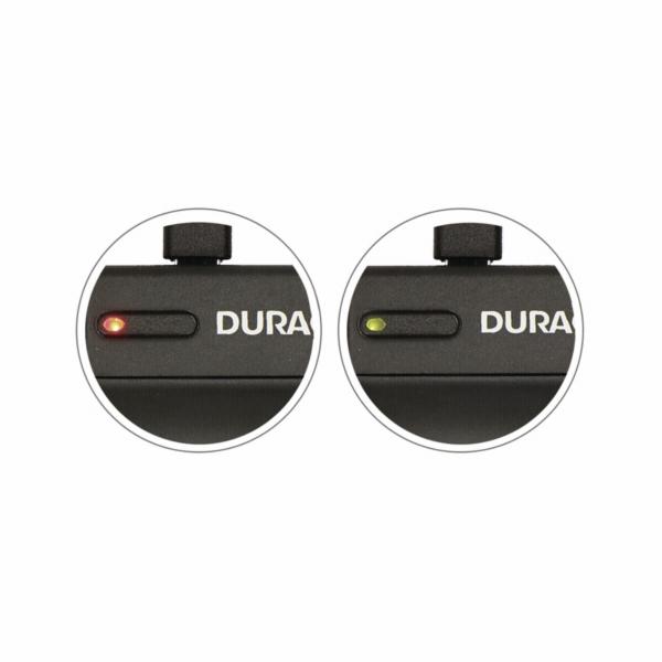 Duracell nabijecka s USB kabel pro Olympus Li-10B