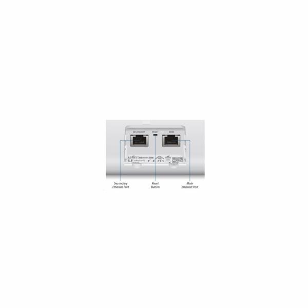UBNT UniFi AP AC Mesh PRO [venkovní mesh AP, 2.4GHz (450Mbps) + 5GHz (1300Mbps), 3x3MIMO, 802.11a/b/g/n/ac]