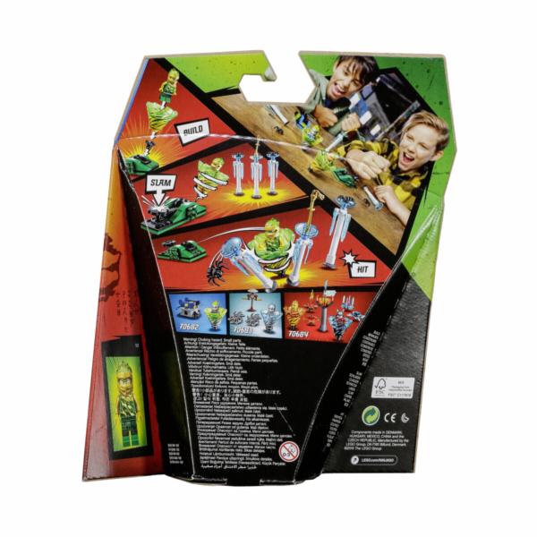 LEGO NINJAGO 70681 Spinjitzu Slam Lloyd