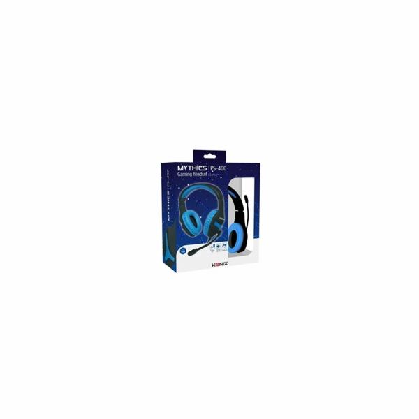 Herní sluchátka Konix PS-400 (PS4, PC)