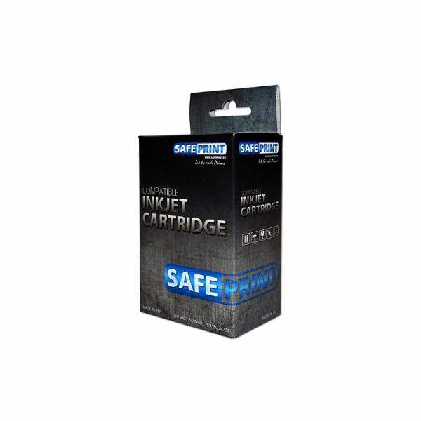 Inkoust Safeprint LC-125C XL kompatibilní pro Brother | Cyan | 16ml