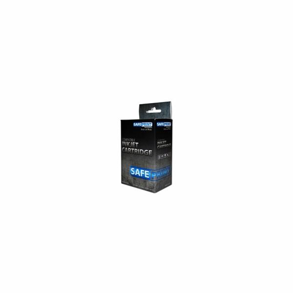 SAFEPRINT kompatibilní inkoust Brother LC-1240C | Cyan | 10ml