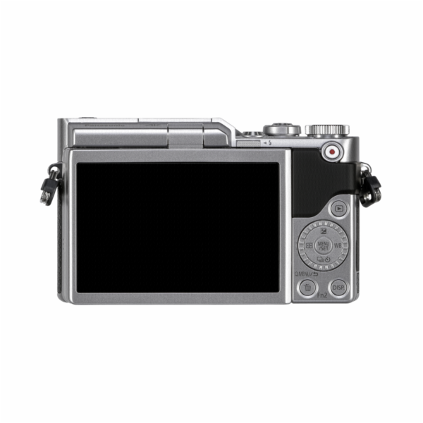 Panasonic Lumix DC-GX880 Kit black/silver + H-FS 12-32 mm