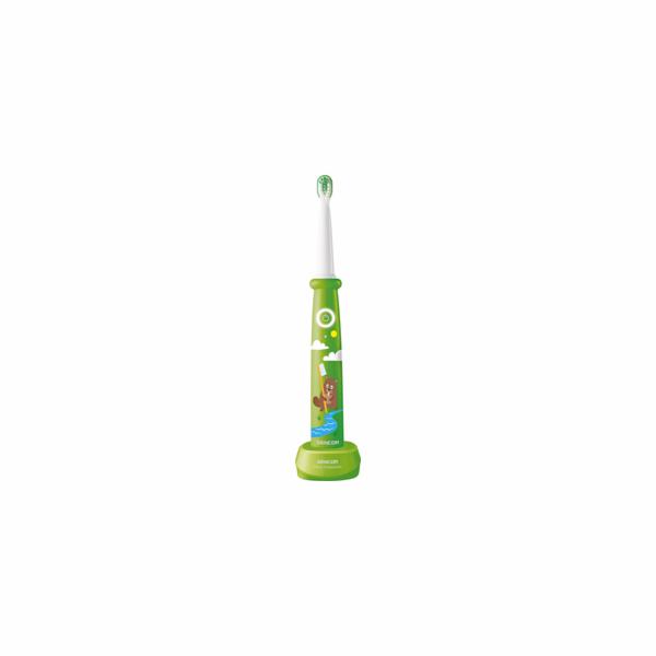 SOC 0912GR dětský zubní kartáček SENCOR