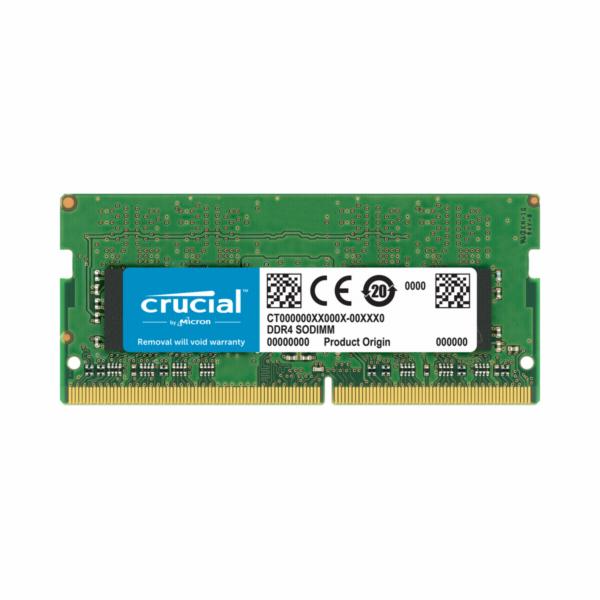 Crucial 16GB DDR4 2666 MT/s CL19 PC4-21300 SODIMM 260pin pro Mac
