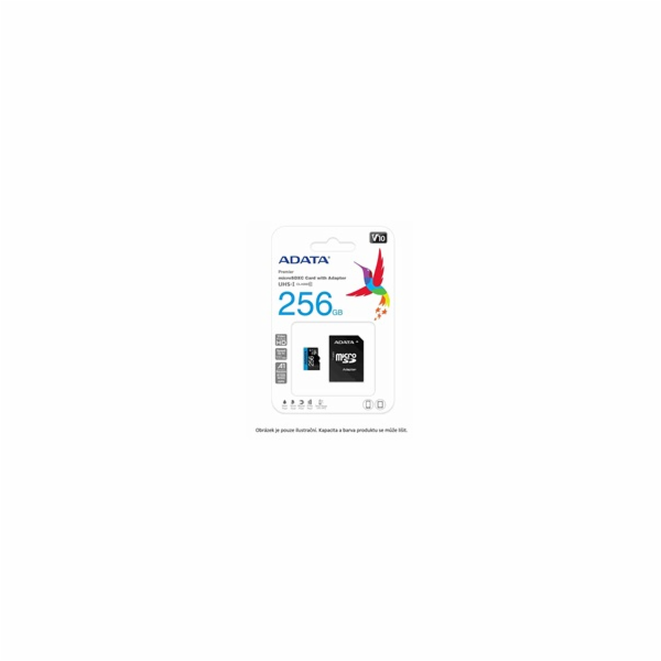 ADATA microSDHC 32GB UHS-I AUSDH32GUICL10A1-RA1