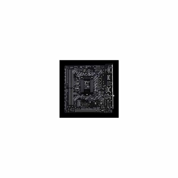 ASUS MB Sc LGA1151 ROG STRIX B360-I GAMING, Intel B360, 2xDDR4, VGA, WIFI, mini-ITX