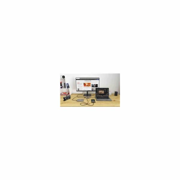 iTec USB-C Metal Nano Dock 4K HDMI + Power Delivery 60 W