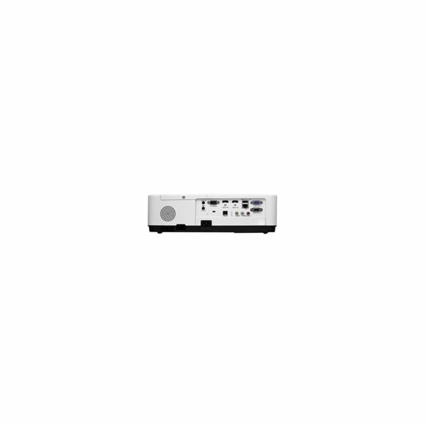 NEC Projektor 3LCD ME382UWUXGA,1920x1200,3800 ANSI,16000:1,10000 hod,HDMI,D-sub, RCA,RJ45