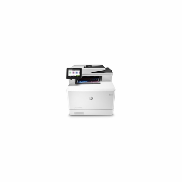 HP Color LaserJet Pro MFP M479fdw, 27 ppm, 600x600 dpi , ADF, duplex, fax, ePrint, USB, LAN, WiFi