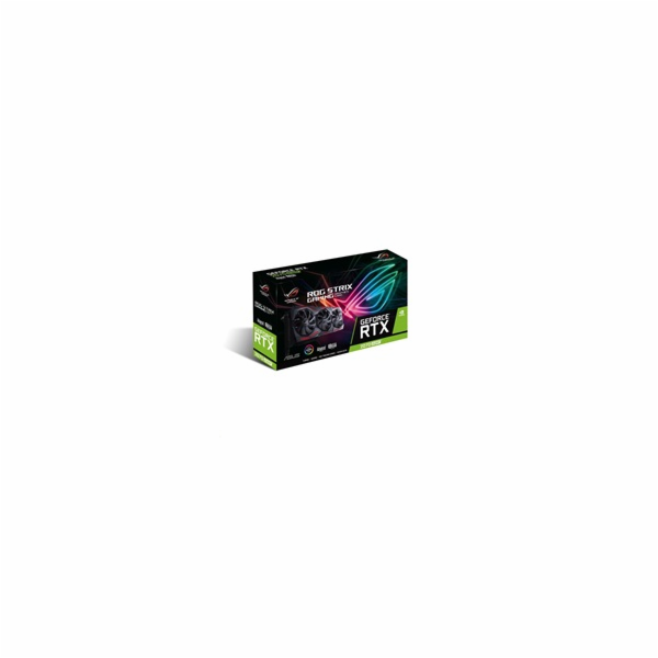 ASUS ROG-STRIX-RTX2070S-A8G GAMING 8GB/256-bit GDDR6 2xHDMI 2xDP USB-C