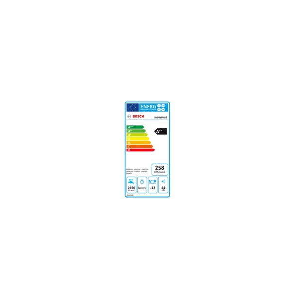 BOSCH SMS46GI05E volně stojící myčka 60 cm