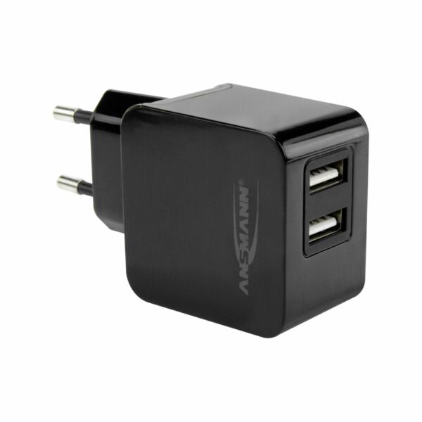 Ansmann Home Charger 231+ USB Charger 5V/15,5W 1001-0067