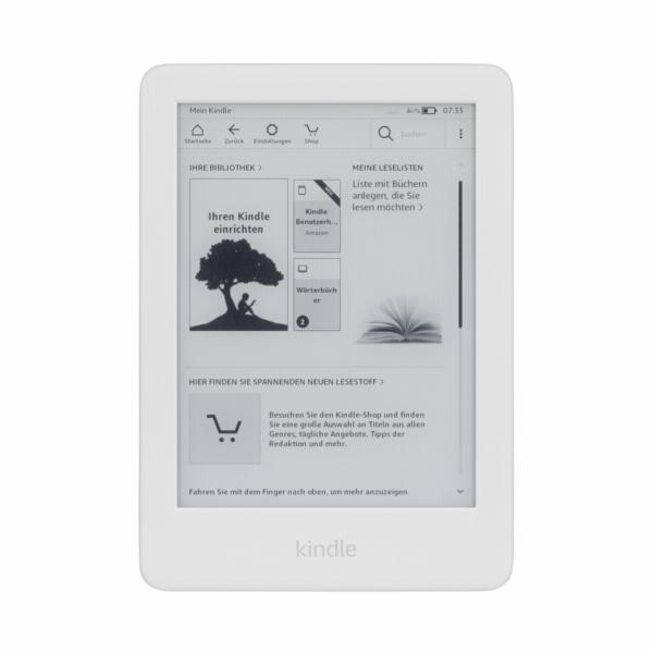Kindle WiFi 2019 white