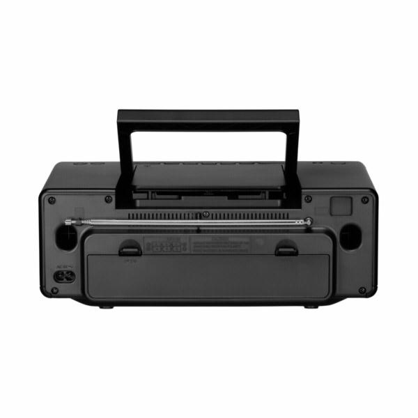 Panasonic RX-D70BTEG-K black