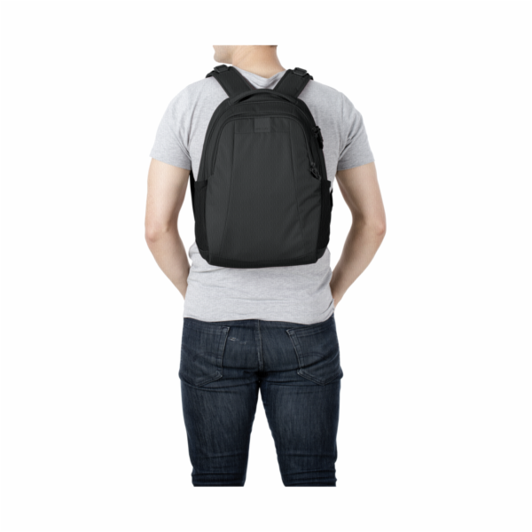 Pacsafe Metrosafe LS350 ruksak 15L cerna