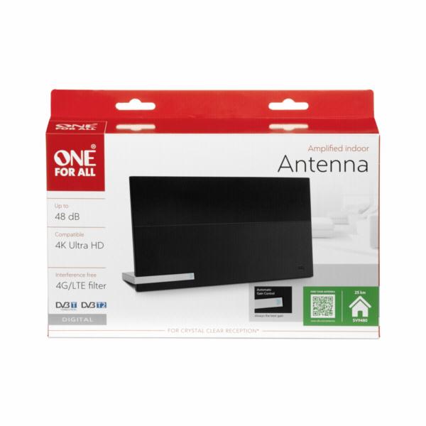 One for All DVB-T2 Premium anténa 48dB SV 9480