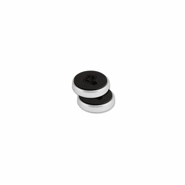 4smarts magnetický držák UltiMAG HomeMag, 2 ks, stříbrná
