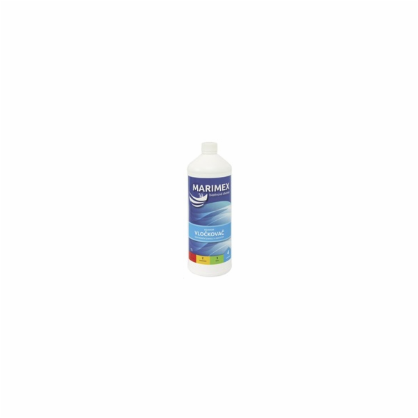 Bazénová chemie Marimex Vločkovač 1l (tekutý přípravek)
