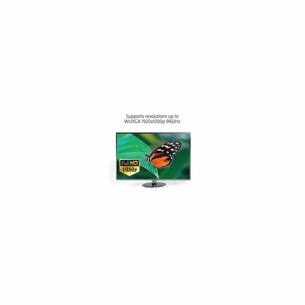 Club3D Adaptér pasivní DVI-D na HDMI 1.3 (M/F)