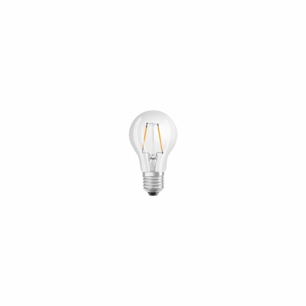 OSRAM LED SUPERSTAR CL A Filament 3W 827 E27 250lm 2700K (CRI 80) 15000h A+ DIM (Blistr 1ks)