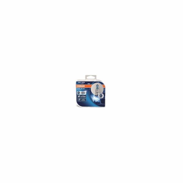 OSRAM autožárovka H1 COOL BLUE INTENSE 12V 55W P14,5s (Duo-Box)