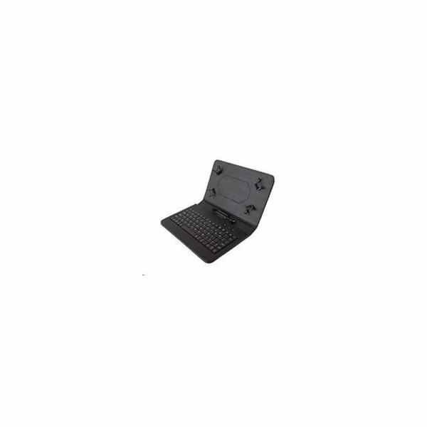 """iGET S7B Pouzdro s klávesnicí pro 7"""" tablet, černé"""