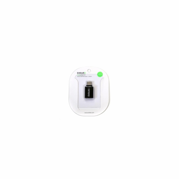 EVOLVEO C1, redukce USB A 3.1/ USB C 3.1 Gen 2, 10Gb/s