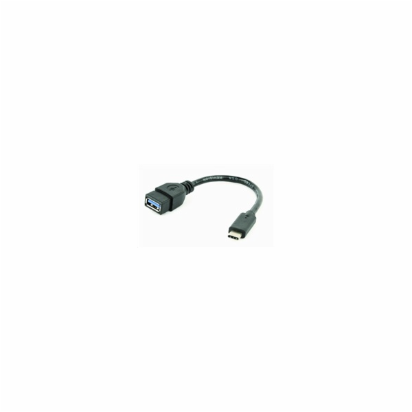 GEMBIRD Kabel CABLEXPERT USB Type-C OTG kabel, 20cm, pro tablety a smartphone