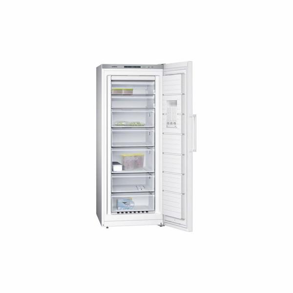 Šuplíkový mrazák Siemens GS54NGW40 iQ 500, noFrost, bílá