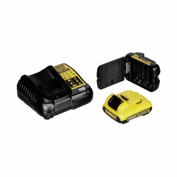 DeWalt DCE0825D1R-QW krízový 5-ti bodový laser DCE0825D1R