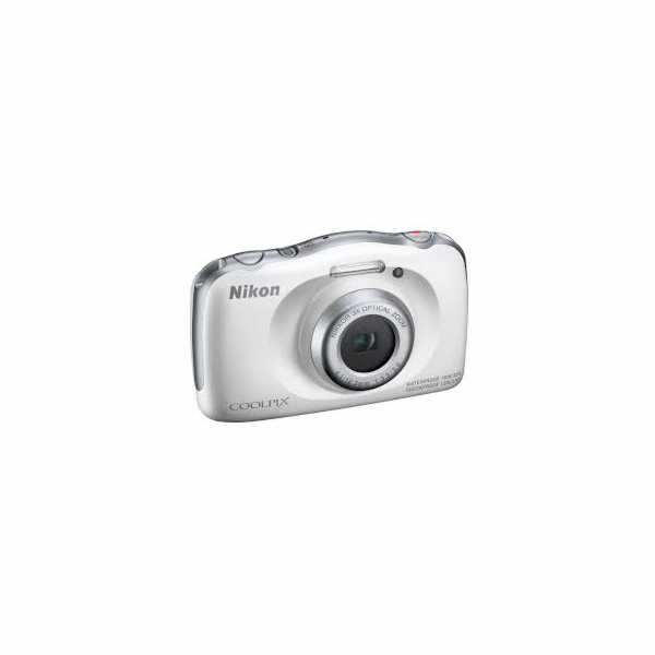 Nikon COOLPIX W150 WHITE BACKPACK KIT
