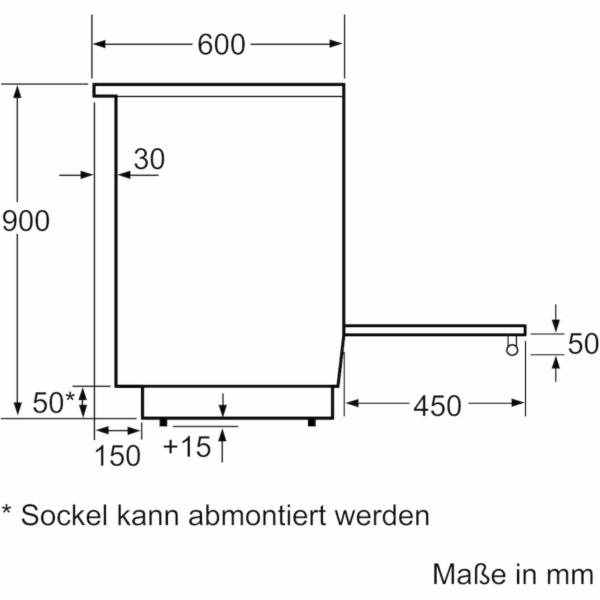 Siemens HL9S5A340 iQ500 EEK: Indukční varná deska