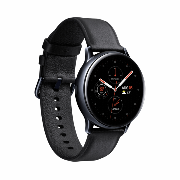 Samsung Galaxy Watch Active2 Stainless Steel 40mm Black