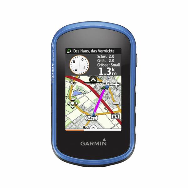 Garmin eTrex Touch 25 incl. TopoActive Western Europe