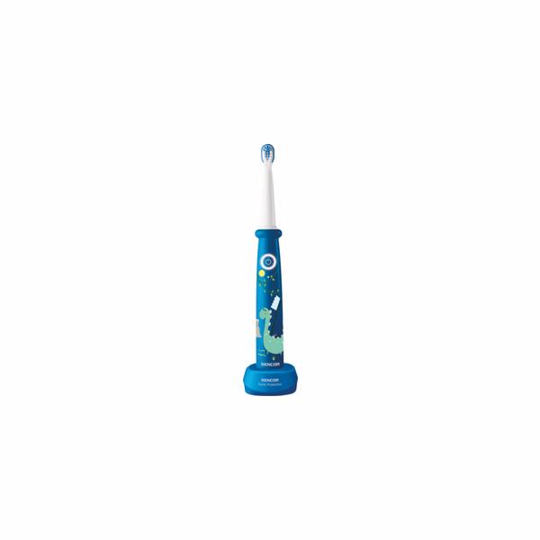 SOC 0910BL dětský zubní kartáček SENCOR