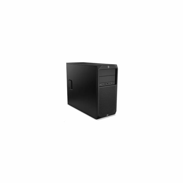 HP Z2 G4 TWR i7- 9700 3.0GHz, 2x8 GB DDR4 2666 DIMM, 512GB/2280 TLC, Intel UHD GFX 630 Core, DVD, key+mou, Win10p64