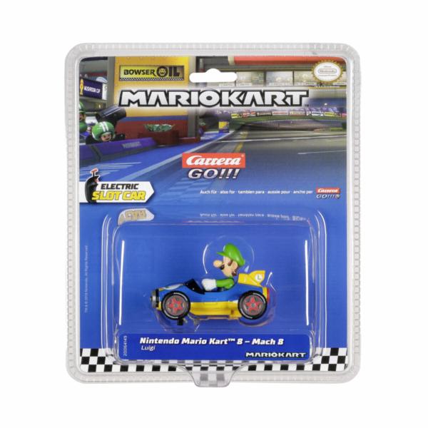 Carrera GO!!! Luigi 20064149 Nintendo Mario Kart - Mach 8