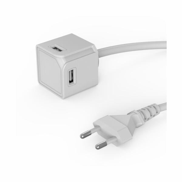 allocacoc USBcube Extended EU bila