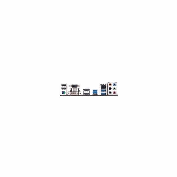 GIGABYTE MB Sc LGA1151 B365M D3H, Intel B365, 4xDDR4, VGA, mATX